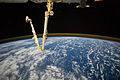 ISS-40 Pacific Ocean with Canadarm2.jpg