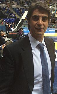 Turkish basketball player