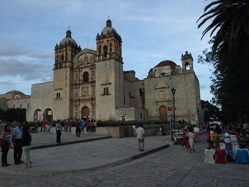 Igrejas em Oaxaca