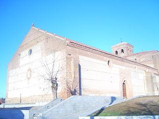 Fontiveros municipality of Spain