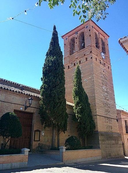 Archivo:Iglesia de la Inmaculada Concepción, Totanés 02.jpg