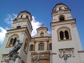 Guasca - Image: Iglesia de san jacinto
