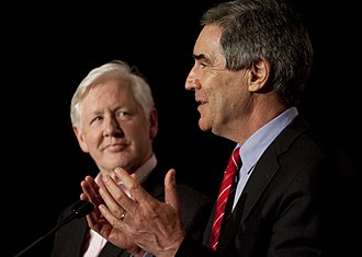 Bob Rae - Rae and Ignatieff in 2011