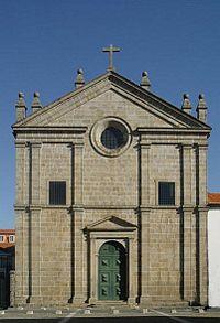 Saint Paul Church in Braga (Igreja de São Paulo), 16th century.