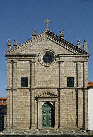 Igrega de S Paulo Braga