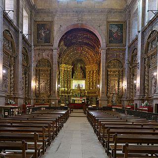 Monastery of Santa Clara-a-Nova building or structure in Coimbra, Portugal