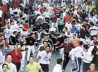 Encierros De San Sebastián De Los Reyes Wikipedia La Enciclopedia