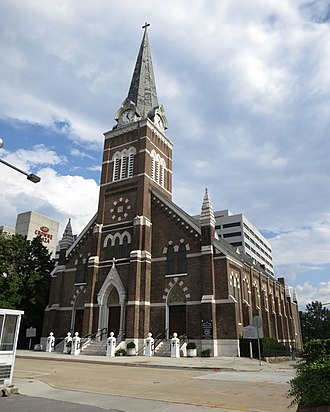 Roman Catholic Diocese of Knoxville - Immaculate Conception Church (Knoxville, Tennessee)
