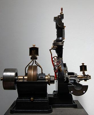 Gustaf de Laval - Image: Impulse Turbine