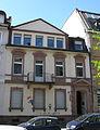 In der Wilhelmstraße 13 in Freiburg lebte Hilla von Rebay.jpg