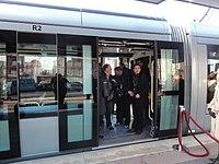 Inauguration de la branche vers Vieux-Condé de la ligne B du tramway de Valenciennes le 13 décembre 2013 (132).JPG