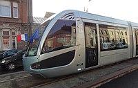 Inauguration de la branche vers Vieux-Condé de la ligne B du tramway de Valenciennes le 13 décembre 2013 (146).JPG