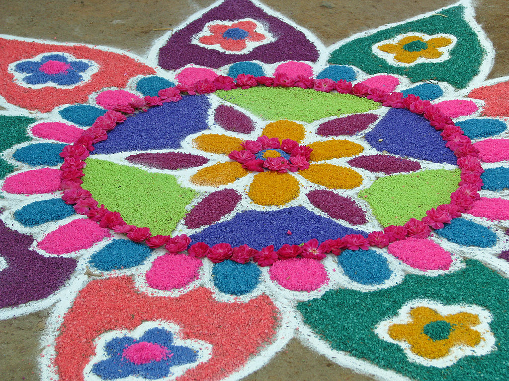 India - Kolam - 15 (2576736293)