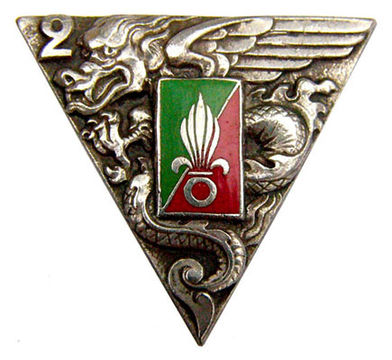 2nd Foreign Parachute Regiment - Wikiwand