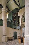 interieur, overzicht orgel - waalwijk - 20342654 - rce