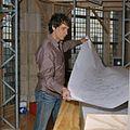 Interieur- Restaurateur Historische Binnenruimten met tekening - Alkmaar - 20342255 - RCE.jpg