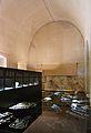 Interior del cos d'enginyers del castell de santa Bàrbara, Alacant.JPG