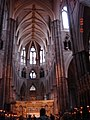 Interior of the Abbey (X da way isnt allowed 2 take pics jeje) - panoramio.jpg