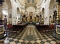 Interior of the Church of St. Bernardino of Siena in Kraków, 05.jpg