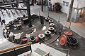Interior of the Foundry Museum, moulding-circle.jpg