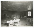 Interior work - workers assembling the fireplacee in the Trustees Room, room 245 (NYPL b11524053-489868).tiff