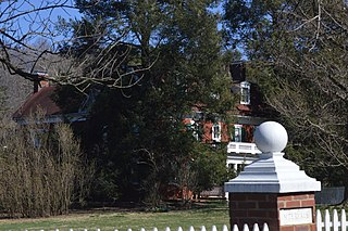 Intervale (Augusta County, Virginia) building in Virginia, United States