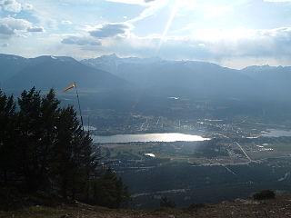 Invermere District municipality in British Columbia, Canada
