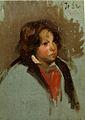 Ipolit Strambu - Portret de copil.jpg