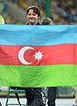 Irada Aliyeva. Athletics at the 2016 Summer Paralympics – Women's javelin throw F13 12.jpg