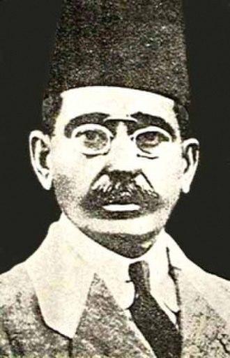 Iraj Mirza - Image: Iraj mirza picture
