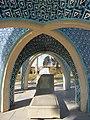 Iran - Neyshabour - Kamalolmolk's tomb - Information in Page 1 - panoramio.jpg