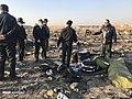 Iranian missile shot down Ukrainian Boeing 737-800 2020-01-08 02.jpg