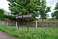 Irton Road Station sign - geograph.org.uk - 1335381.jpg