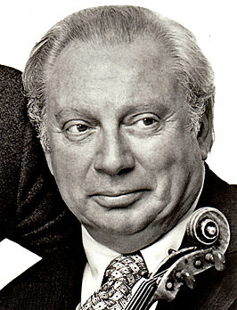Isaac Stern in 1980