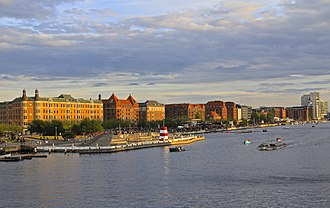 Islands Brygge - Image: Islands Brygge CPH