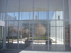 Delegation of the Ismaili Imamat - Side view of the Delegation.