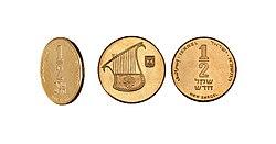 Копейка что шекель бережет 4 буквы монета 1856