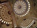 Istanbul, in the Sultan Ahmet Cami - panoramio (1).jpg