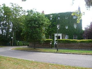 Langham House, Ham house in Ham, London