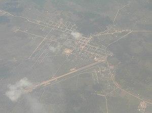 Ixiamas - Ixiamas as seen from the air