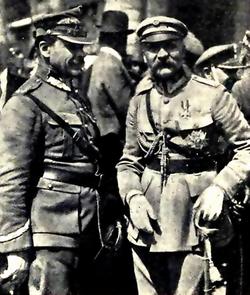 Józef Piłsudski i Józef Haller [1]