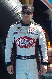 J. J. Yeley American racing driver