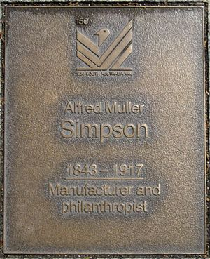 Alfred M. Simpson - Image: J150W Simpson