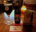 JOPEN KOYT BEER AT THE STAYOK HOSTEL HAARLEM NORTH HOLLAND JUNE 2014.jpg