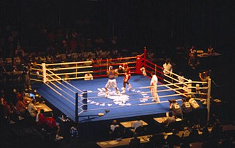 1996 Summer Olympics - Boxing event at the 1996 games