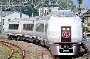 651 series - The Izu Craile set IR01 in August 2016