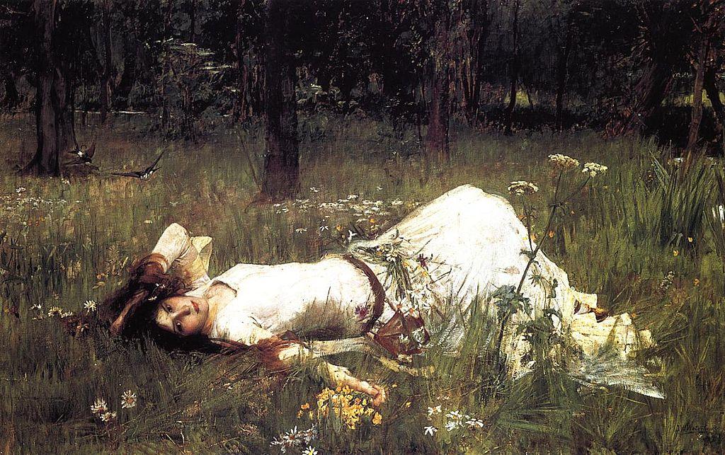 JWW Ophelia 1889