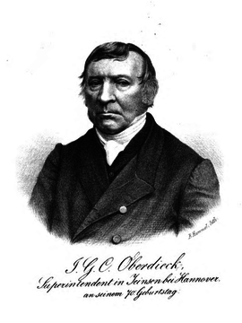 Johann Georg Conrad Oberdieck