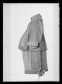 Jacka av grå sidenrips - Livrustkammaren - 10203.tif