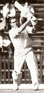 Jackie McGlew South African cricketer